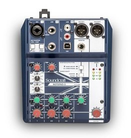 Soundcraft Notepad 5
