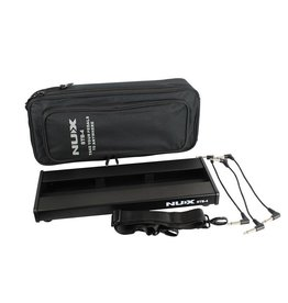 NUX  NUX STB4 effects pedal board with bag