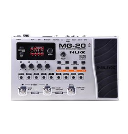 NUX  MG-20 guitar multi effect pedal