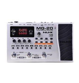 NUX  NUX MG-20 guitar multi effect pedal