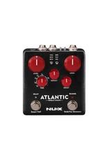 NUX  NDR-5 Verdugo Series digital delay+reverb with effect loop ATLANTIC