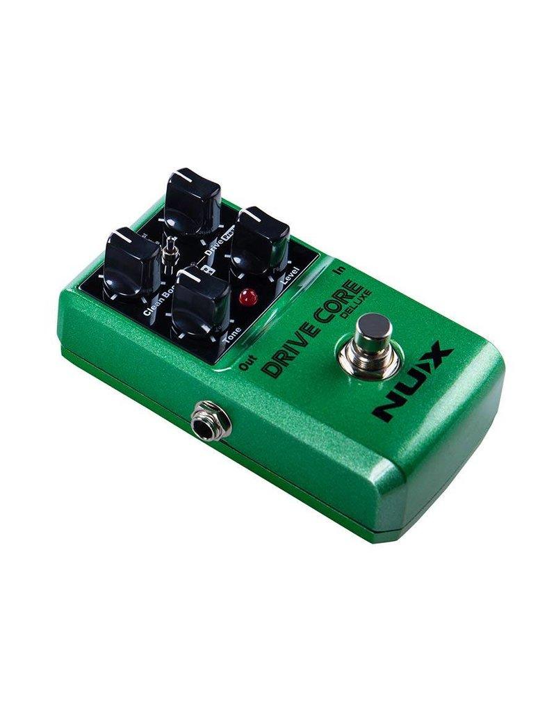 NUX DRICDLX Core Series overdrive pedal DRIVE CORE DELUXE