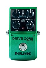 NUX  Drive Core Deluxe booster & blues drive-pedaal