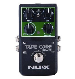 NUX  NUX TAPECDLX Core Series tape echo pedal TAPE CORE DELUXE