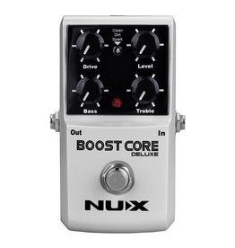 NUX  BOOSTCCLX Core Series boost pedal BOOST CORE DELUXE