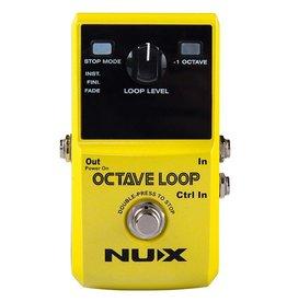 NUX  NUX OCTALOOP Core Series loop pedal OCTAVE LOOP