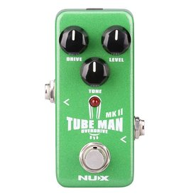 NUX  NUX Mini Core Series overdrive pedal TUBE MAN MKII OVERDRIVE