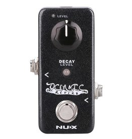 NUX  NUX NRV-2 Mini Core Series reverb pedal OCEANIC REVERB