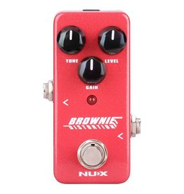 NUX  NDS-2 Mini Core Series classic distortion pedal BROWNIE DISTORTION
