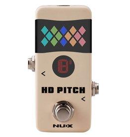 NUX  NUX NTU-2 Mini Core Series pedal tuner HD PITCH