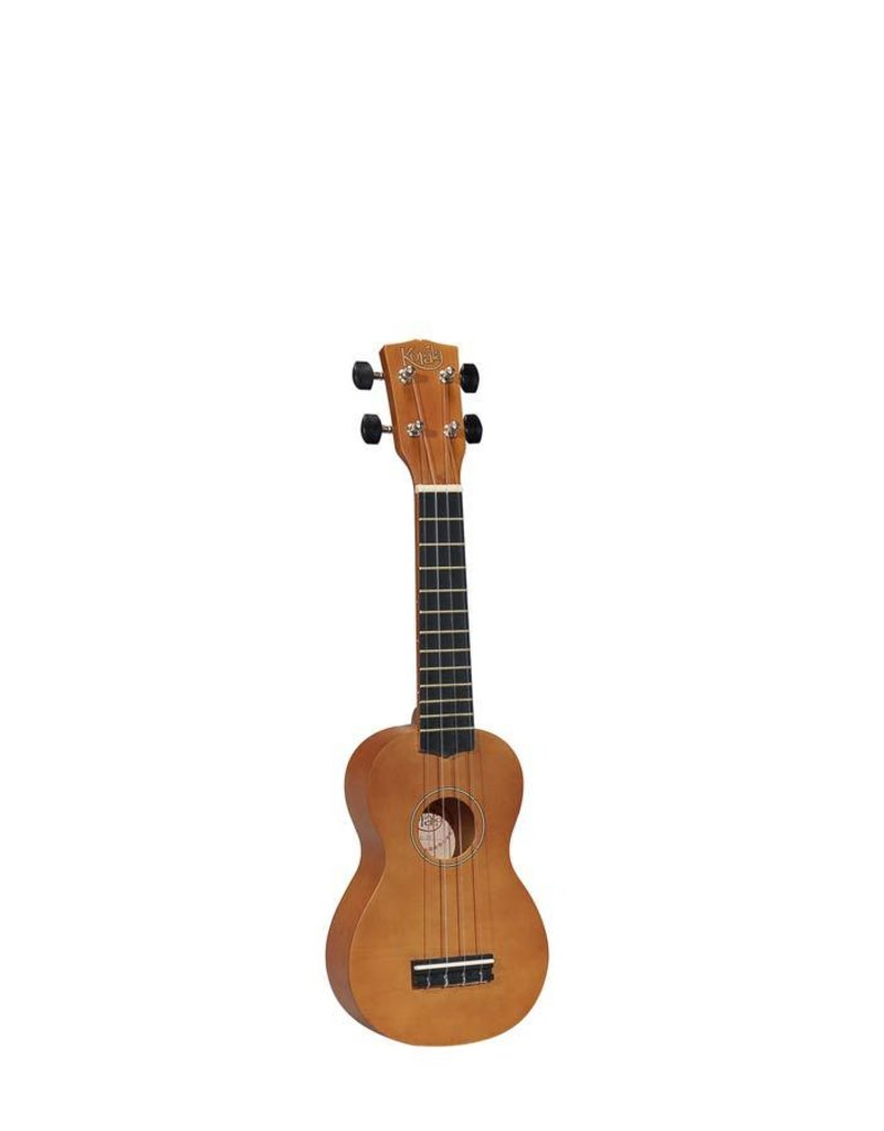 Korala UKS-32 sopraanukelele met gitaarmechanieken