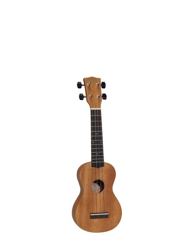 Korala  UKS-36 sopraanukelele met gitaarmechanieken