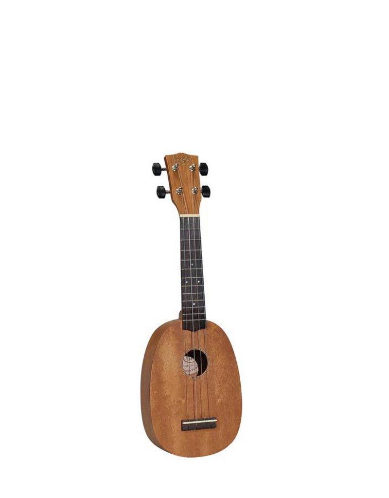 Korala UKSP-36 sopraanukelele met gitaarmechanieken