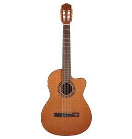 Salvador Cortez CC-10CE Student Series klassieke gitaar