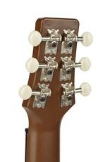 Korala PUG-40-DBR Poly Ukes polycarbonaat guitarlele