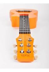 Korala PUG-40-OR Poly Ukes polycarbonaat guitarlele