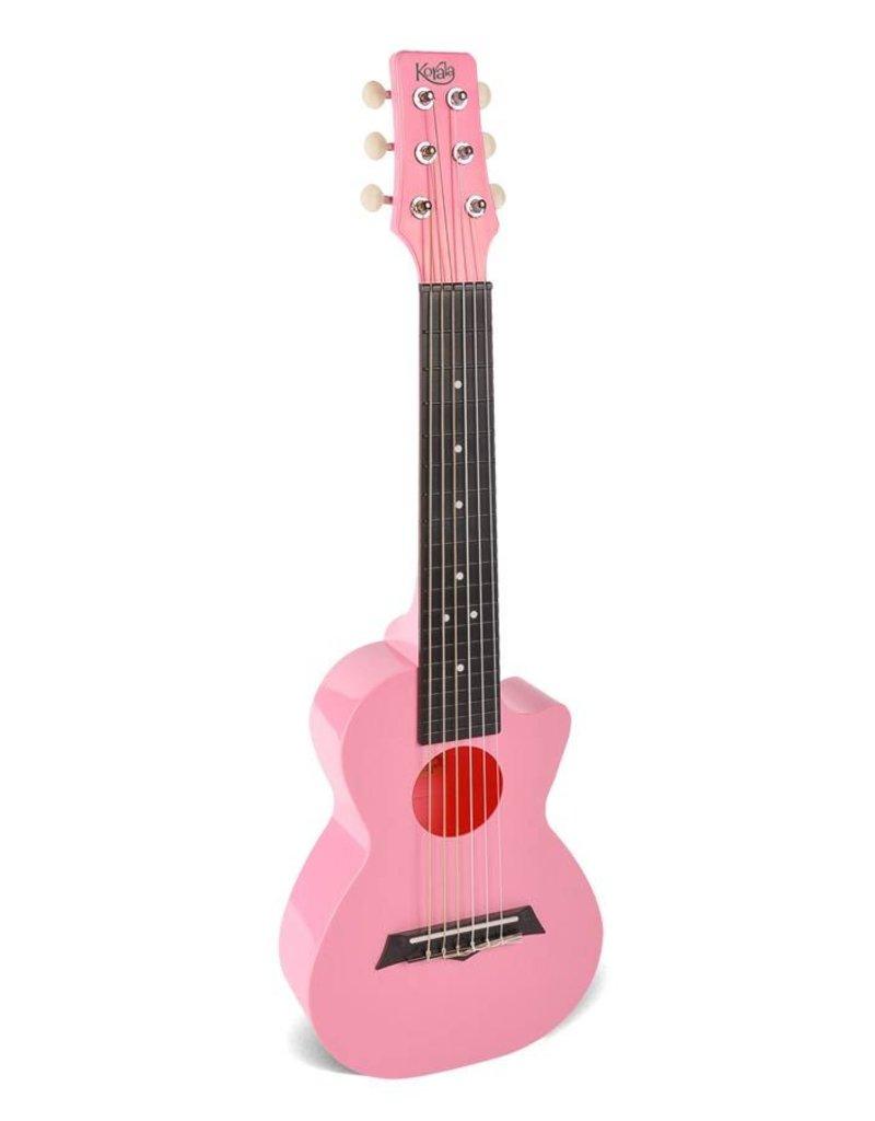 Korala PUG-40-PK   Korala Poly Ukes polycarbonaat guitarlele