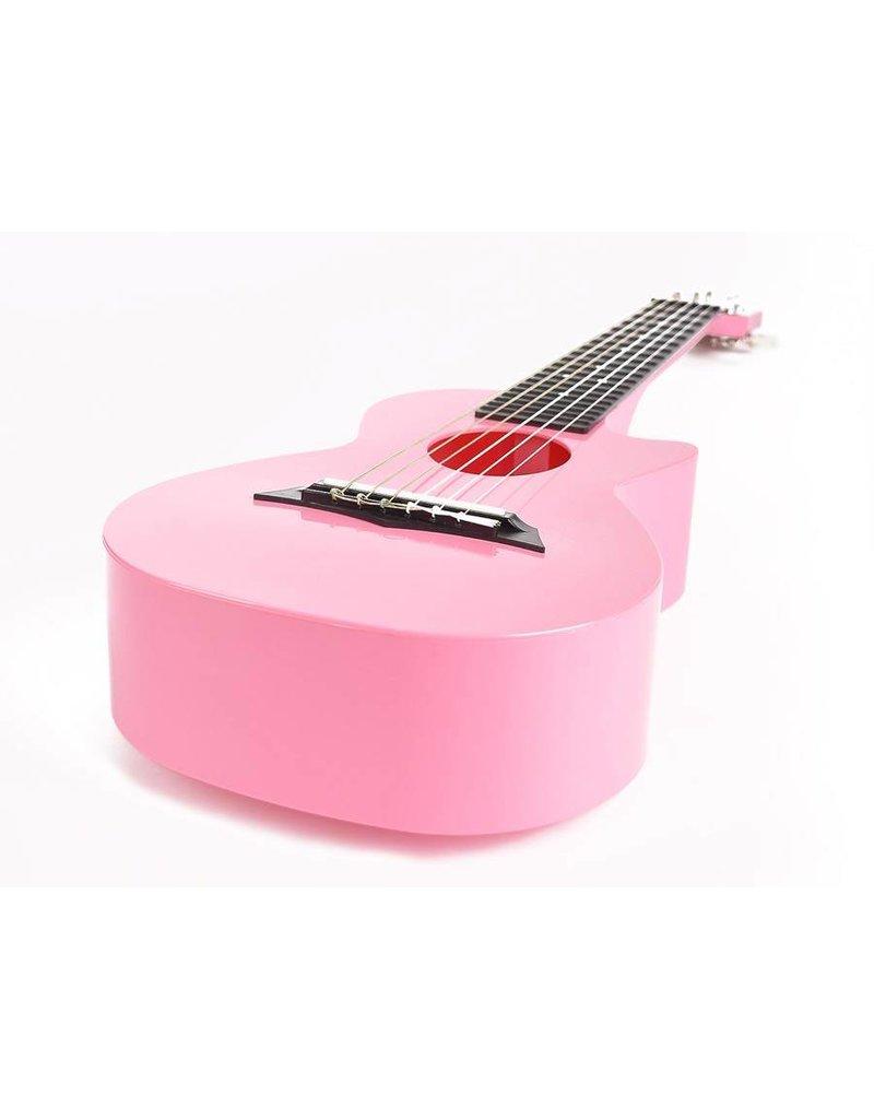 Korala PUG-40-PK | Korala Poly Ukes polycarbonaat guitarlele