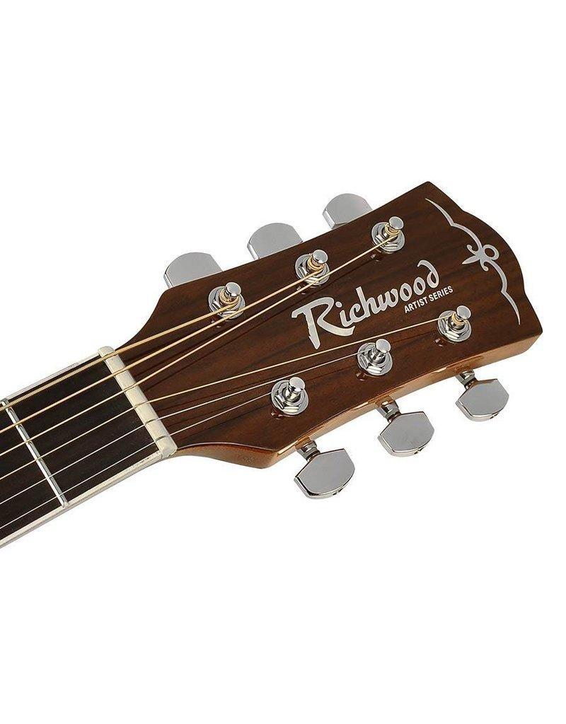 Richwood RD-17 huur western gitaar