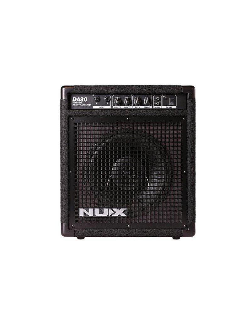 NUX DA30 digital drum amplifier