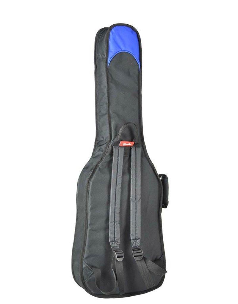 Boston  E-25-BU | Boston Super Packer gigbag voor elektrische gitaar meerdere kleuren