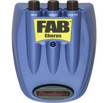 D-5 Chorus gitaar effectpedaal