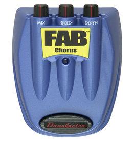 Danelectro D-5 Fab Chorus gitaar effectpedaal