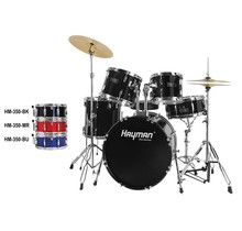 HM-350 Pro Series 5-piece drum kit