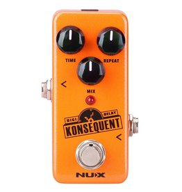 NUX  NDD-2 | NUX Mini Core Series digital delay pedal KONSEQUENT DELAY
