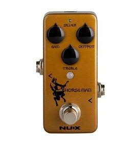 NUX  NOD-1 | NUX Mini Core Series overdrive pedal HORSEMAN