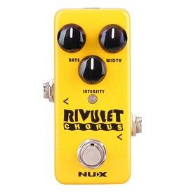 NUX  NCH-2 | NUX Mini Core Series chorus pedal RIVULET CHORUS
