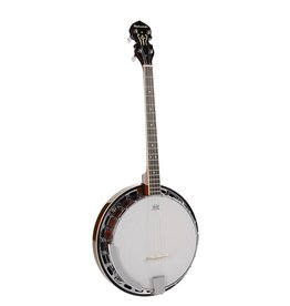 Richwood Richwood RMB-604 |Richwood Master Series tenor banjo 4-snarig