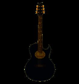 ibanez Ibanez EP5-BP Steve Vai Signature Model Black Pearl