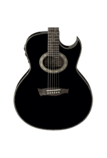 ibanez EP5-BP Steve Vai Signature Model Black Pearl