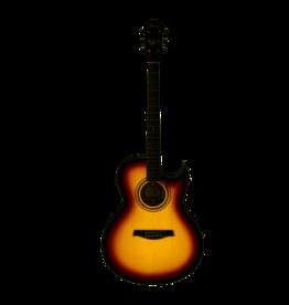 ibanez JSA20-VB Joe Satriani Signature Model Vintage Burst