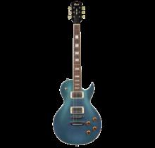 Classic Rock CR200 Flip Blue elektrische gitaar met pearlescent afwerking