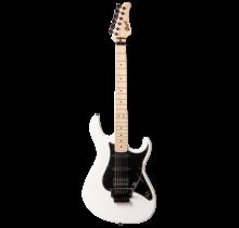 G250FR wit elektrische gitaar