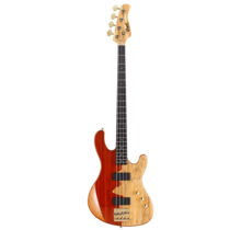 Jeff Berlin Rithimic Natural Spalted Maple