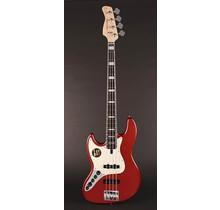 Marcus Miller V7-4 Alder Links-Handig Bright Metallic Red