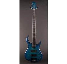 Marcus Miller M7-5 2nd Generation transparent blue