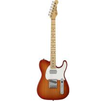 fullerton deluxe asat Bluesboy Cherry Burst  elektrische gitaar
