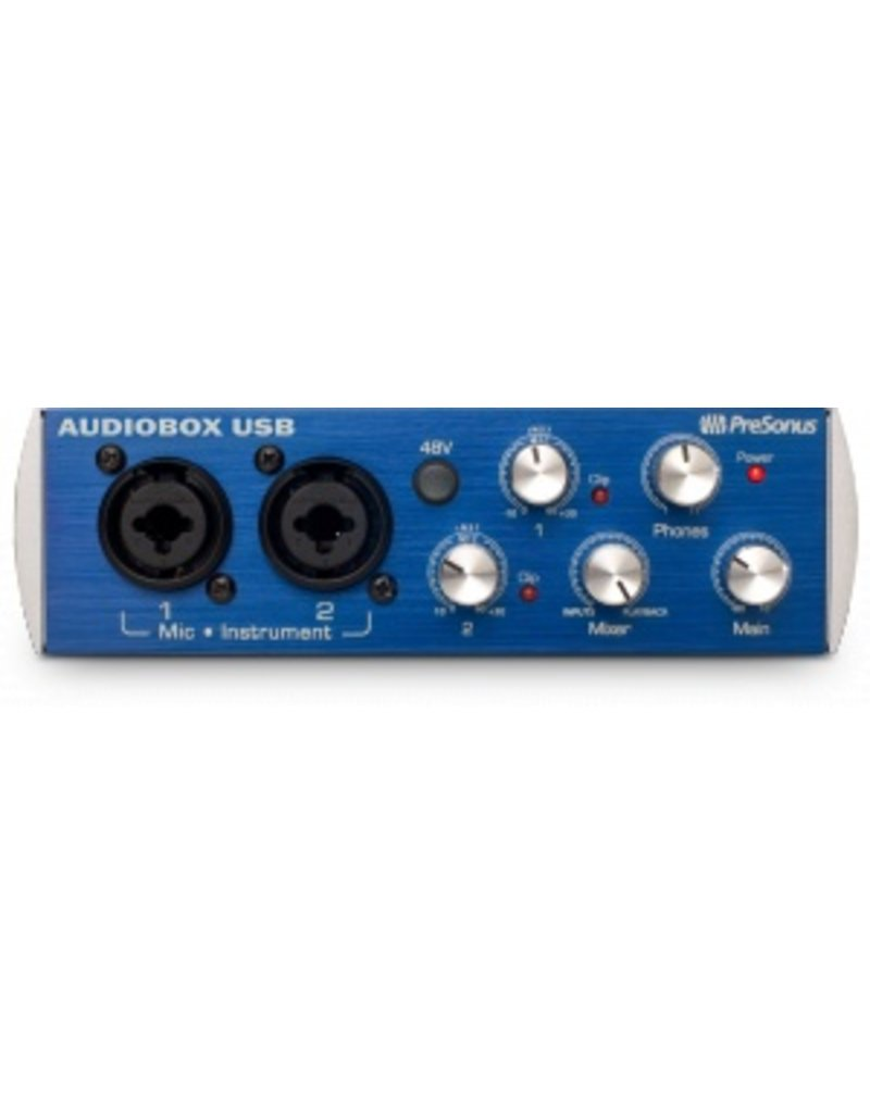 Presonus Audiobox USB stereo