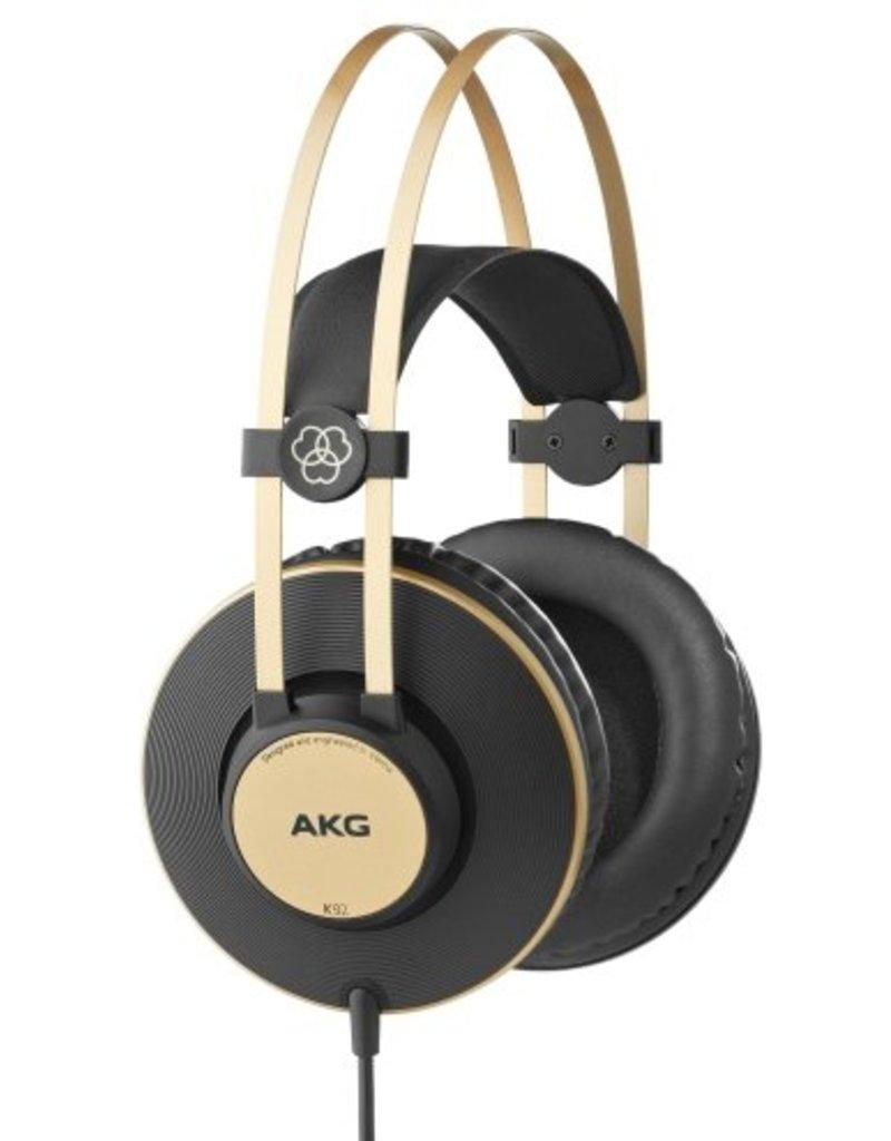 AKG AKG K92 gesloten studio hoofdtelefoon