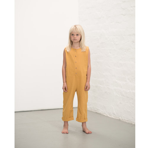 Stock Collectables Jumpsuit - Turmeric Yellow