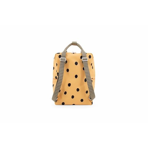 Sticky Lemon Rugzak Large Freckles Special Edition - Retro Yellow