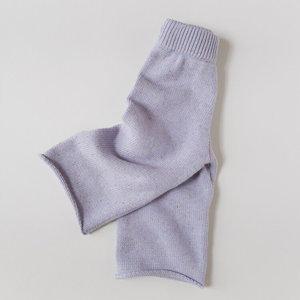 Kids of April Rainbow Speckle Pants - Lavender