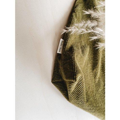 Studio Noos Cactus rib mom-bag