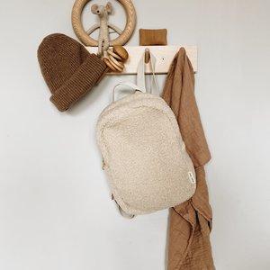 Studio Noos Noos mini Chunky Backpack - ecru
