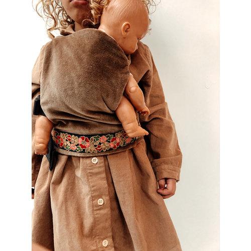 Studio Billie Doll Carrier - Zalmroze