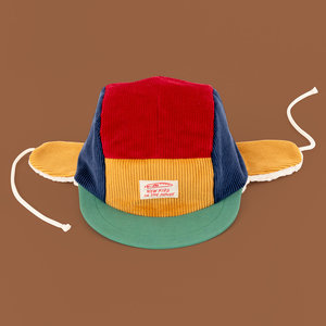 New Kids in the House Robin winter cap - multicolor